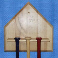 baseball bat holders wall mounting baseball bat display