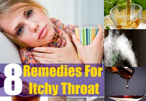 8 best cures for an itchy throat how to cure itchy