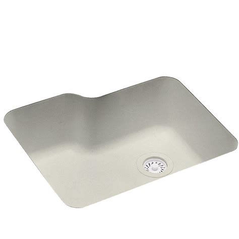 Swanstone Undermount Sinks by Swanstone Undermount Solid Surface 25 In 0 Single