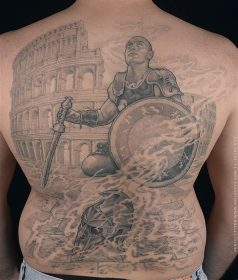historical tattoo designs the gallery for gt gladiator gallery