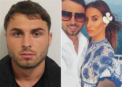 Acid Boyfriend hunt for ferne mccann s boyfriend after acid attack in club