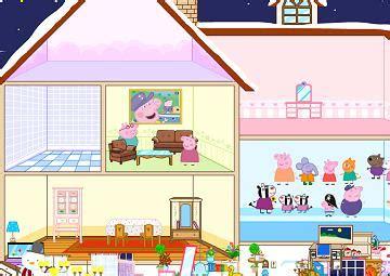 la casa di peppa gioco la casa di peppa 2