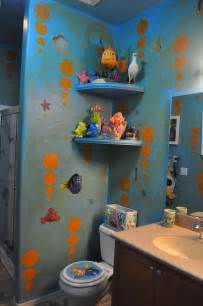 disney finding nemo bathroom decorating dory www