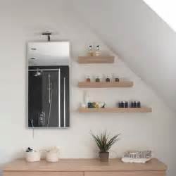 bathroom in wall shelves some things to consider when installing bathroom shelves