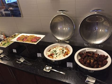 Food Near Square Garden by Favorite Use Of Points Vip At The Knicks With Spg