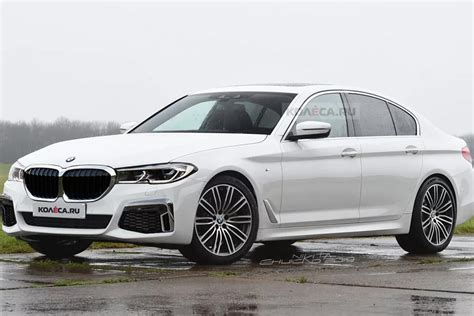 expect   bmw  series facelift