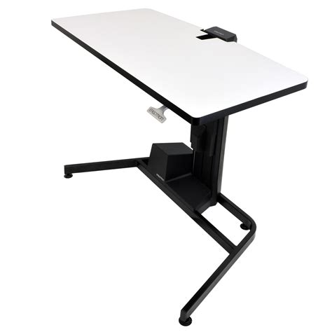 ergotron workfit d sit stand desk ergotron workfit d sit stand desk 24 219 200 achat