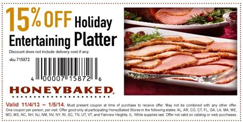Honeybaked Ham Gift Card Kroger - honeybaked ham coupon 2017 2018 best cars reviews