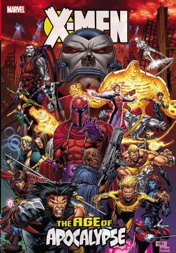 x age of apocalypse omnibus new printing previewsworld age of apocalypse omnibus hc new ptg
