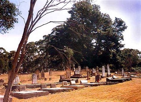Deaths Nsw Records Slippery Creek Cemetery Central Tablelands Region New South Wales Australia