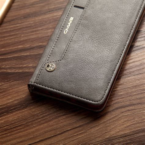 Flip Retro Leather Wallet Card Dompet Kulit Cover Casing Oppo A39 retro magnetic flip leather wallet card holder cover for samsung s7 edge s8 ebay