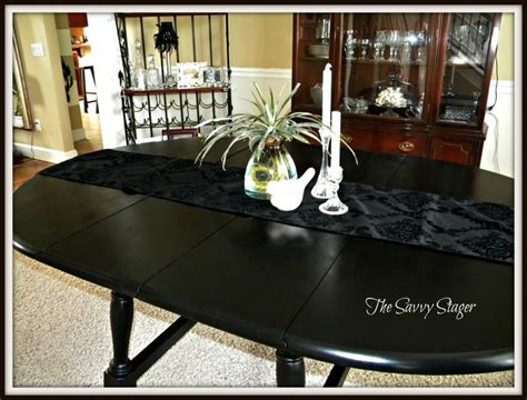 spray painting room spray painted dining room table diy