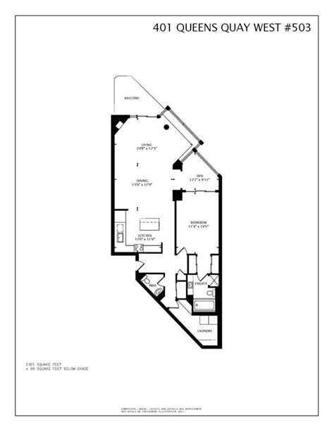 west quay floor plan just sold 401 queens quay w suite 503 heikki walden