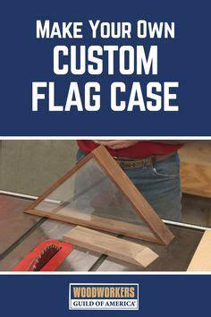 cutting precise angles   custom flag case