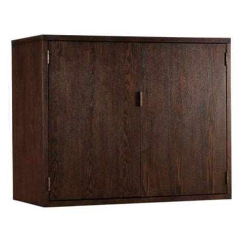 martha stewart living brown lombard bar cabinet