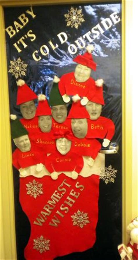 funny christmas contest pictures hospital door decorating contest images crafts image search