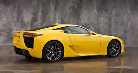 lexus yellow yellow lexus lfa