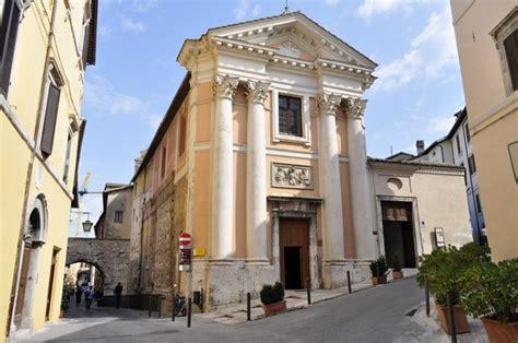 ufficio turistico spoleto chiese
