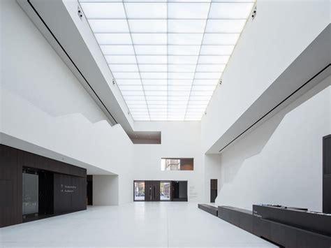 Luminous For Ceiling by Staab Architekten Volker Staab Museum F 220 R Kunst Und
