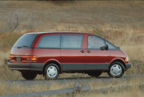 car owners manuals for sale 1997 toyota previa engine control 1991 1997 toyota previa first 1st generation toyota