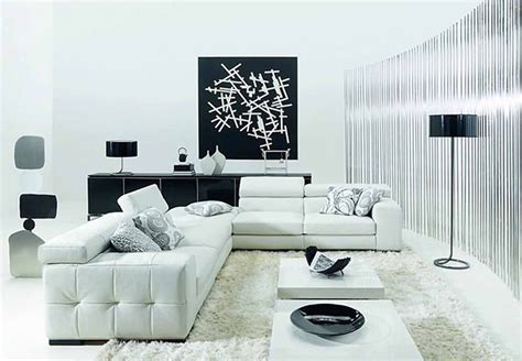 White Living Room Designs by Black And White Living Room Ideas