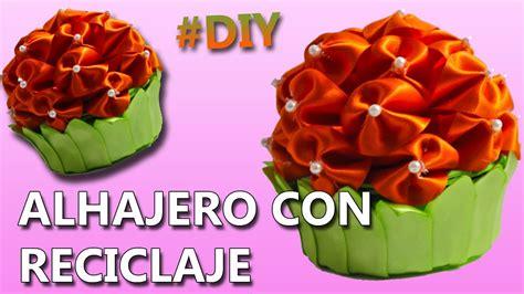 manualidades navide241as faciles de hacer como hacer un alhajero con latas manualidades faciles para hacer en casa