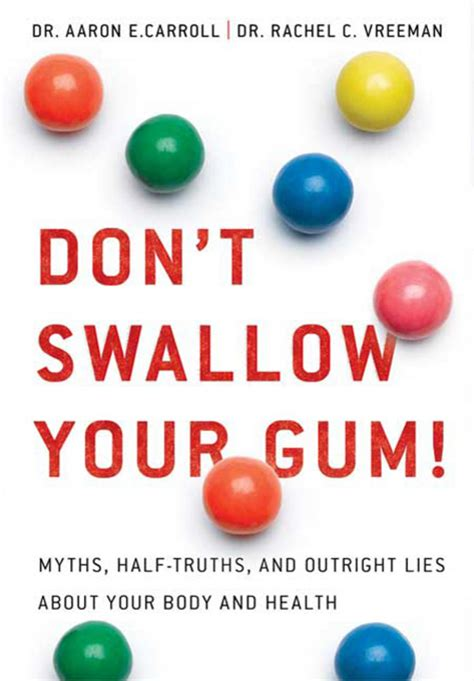 dead don t chew gum a martin and owen mystery books don t your gum dr aaron e carroll md macmillan