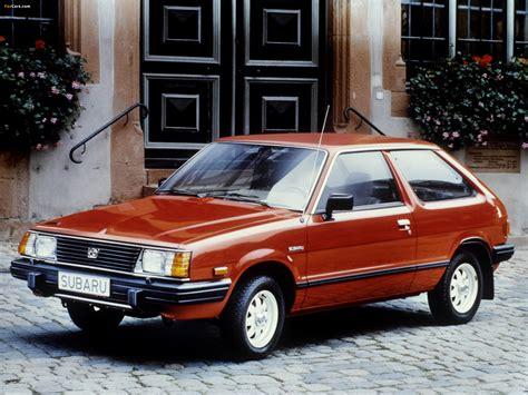 4wd Subaru by Subaru 1800 Turismo 4wd Af 1983 85 Photos 2048x1536
