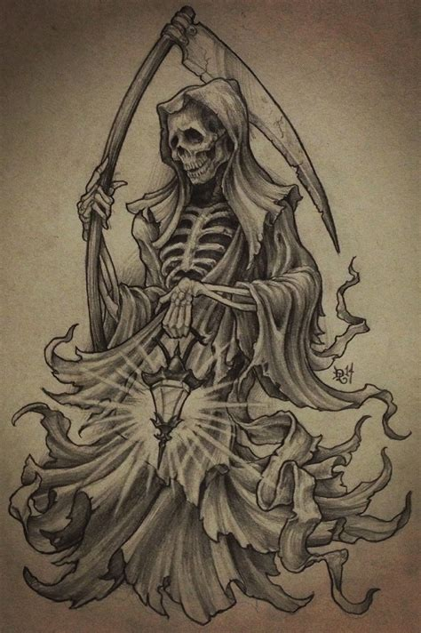 muerte tattoo design grim reaper grim reaper and
