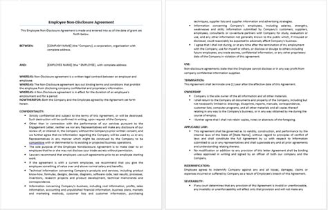 loyalty agreement template loyalty agreement template emsec info
