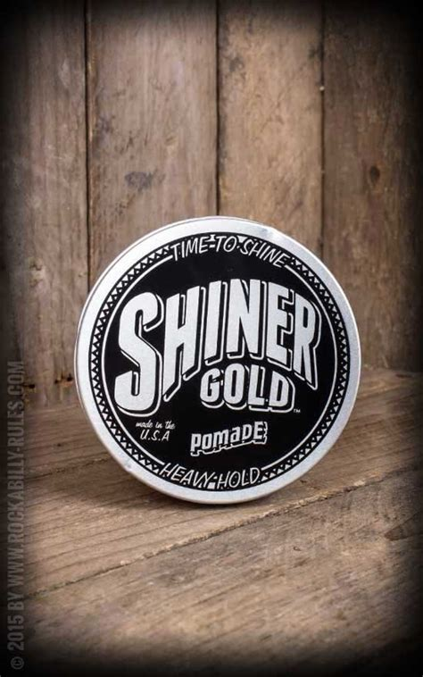 Pomade Vespa shiner gold heavy hold top auswahl g 252 nstig