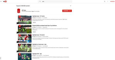 material design google youtube zo mooi ziet youtube material design op web eruit