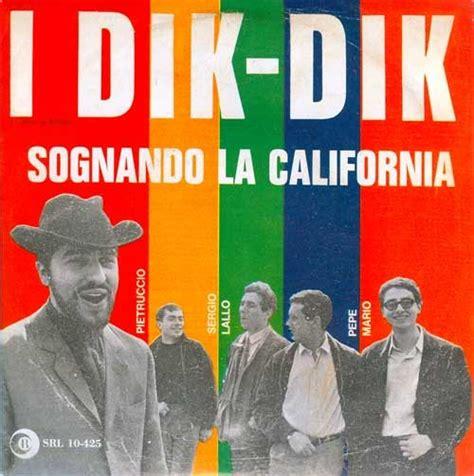 sognando california testo sognando california altri autori italiani significato testo