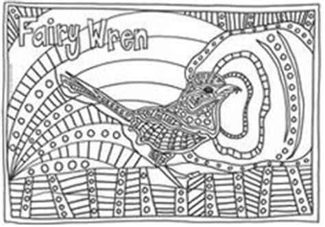 aboriginal patterns coloring pages 1000 images about australian animals lesson ideas on