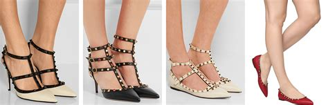 High Heels Valentino the ultimate shoe guide the valentino rockstud pumps