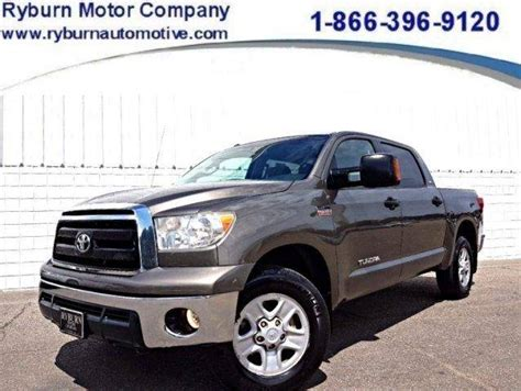 used 2010 toyota tundra crewmax cab pricing for sale