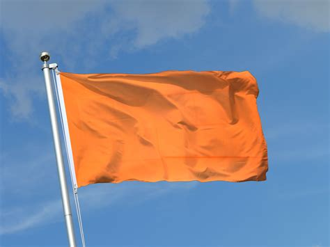 orange boat flag orange 3x5 ft flag 90x150 cm royal flags