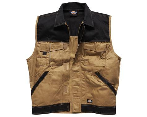 working vest dickies industry 300 two tone work vest in30020 mammothworkwear