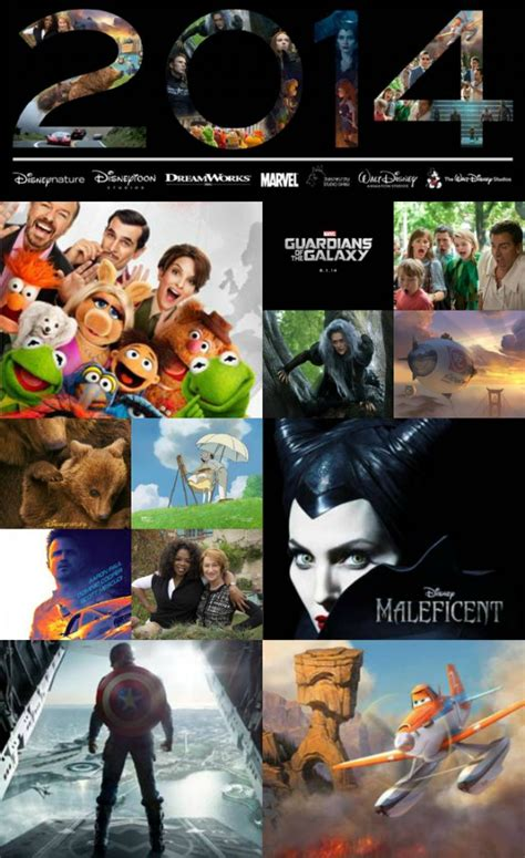 film disney hiver 2014 2014 disney dreamworks and marvel movie list trailers