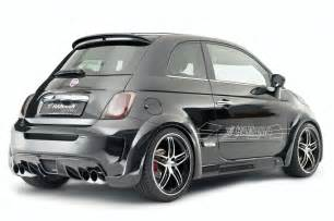Abarth It Fiat 500 Abarth Largo By Hamann Posteiore L Abarth 500