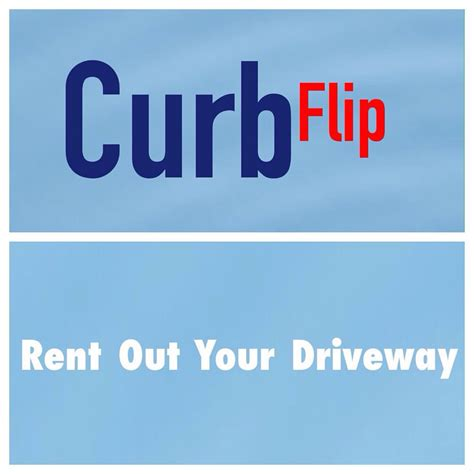 Rent Out Your by How To Safely Rent Out Your Driveway Curbflip Prlog