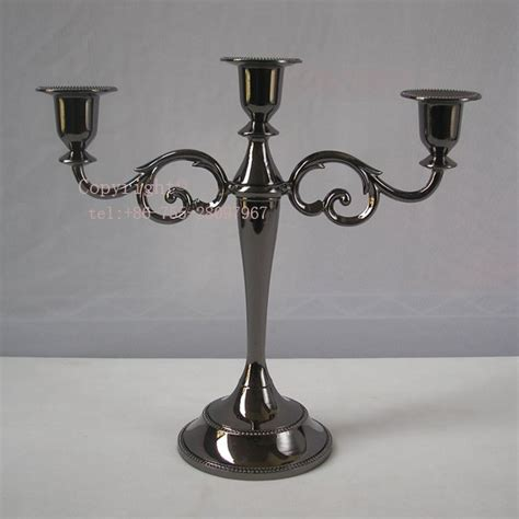 Candle Racks by Free Shipping Classical Black Metal Candle Holder Stand