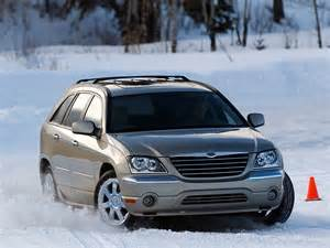 07 Chrysler Pacifica 2007 08 Chrysler Pacifica Cs 2006 07