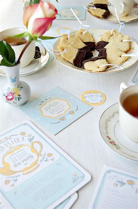 easy recipes for bridal shower tea bag cookies tea time easy tea cookies recipe