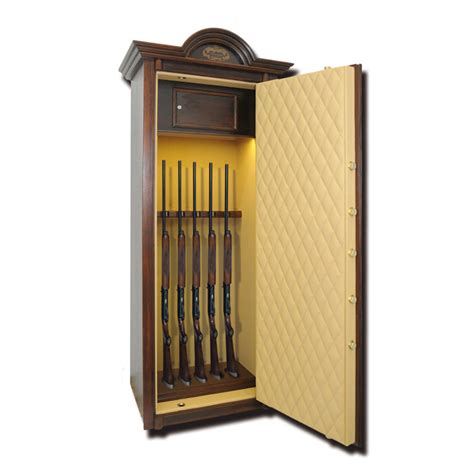 Gun Cabinet With Shelves by Gun Cabinets Luxury Safe Safes Gun Cabinets Panic