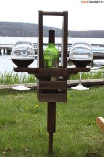 Woodworking Plans For Coffee Tables by Outdoor Wine Caddy 187 Rogue Engineer