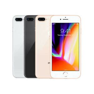 apple iphone 8 plus 64gb 256gb smartphone unlocked at t verizon t mobile others ebay