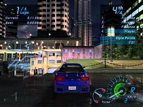 mod speed game online need for speed underground free roam mod progression