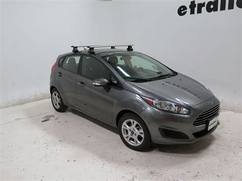 Ford Focus 2013 Roof Rack by Thule Roof Rack For 2013 Ford Etrailer