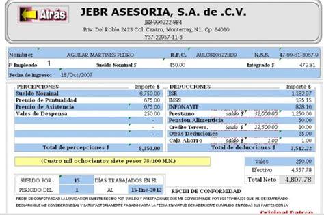 ejemplo de nomina en excel 2013 colombia nomina en excel 2013 534x355 jpg